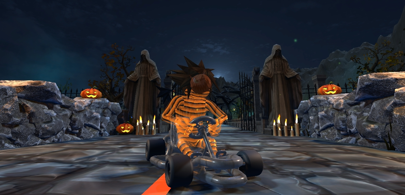 Spooky Kart