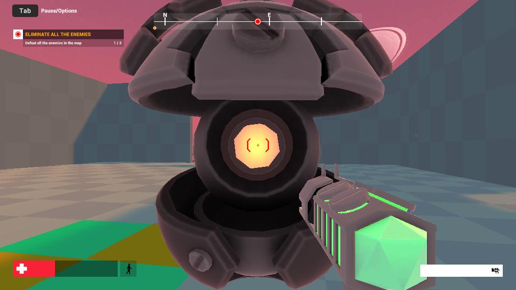Destroy All Bots