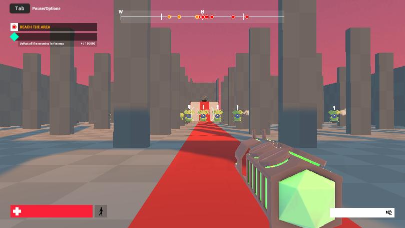 Prototype FPS survival