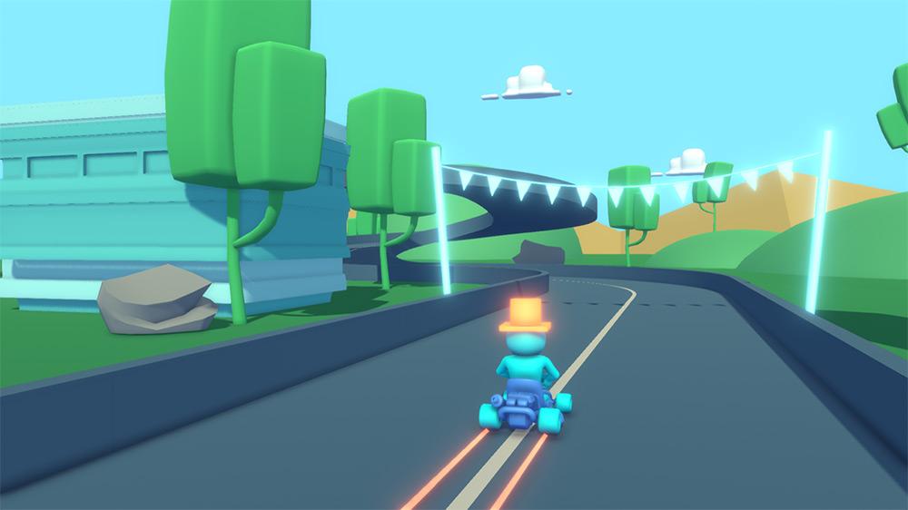 MyFirstGame (karting)