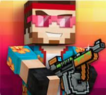Pixel gun 4D