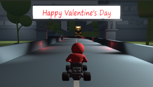 Karting - Valentine's Day