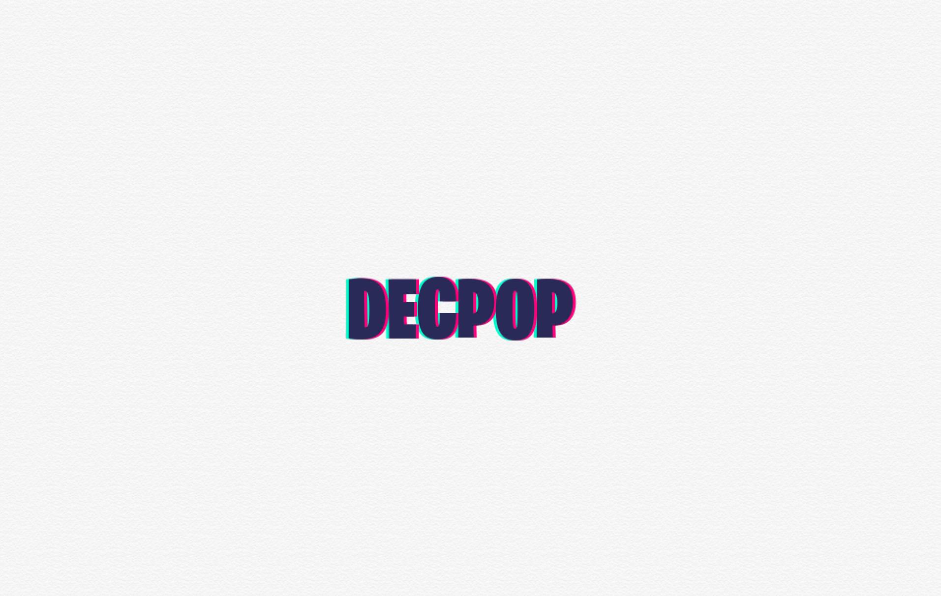 decpop game