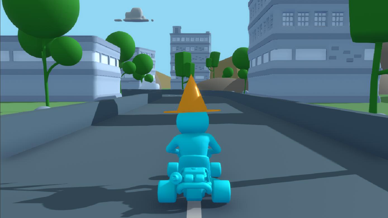 KartMicroGame with mods