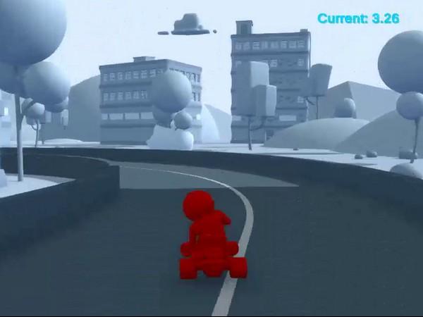 Microgame Project - Kart