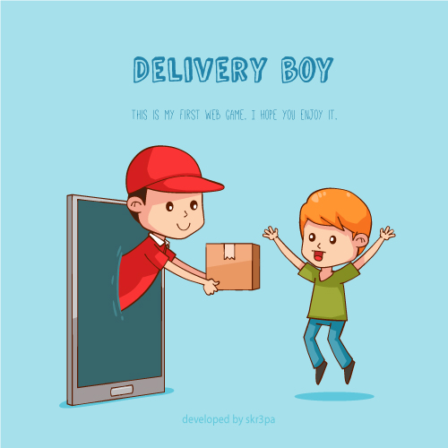 Delivery Boy (developed by skr3pa)