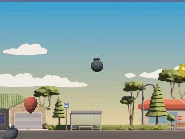 Balloon, Bombs, and Bucks