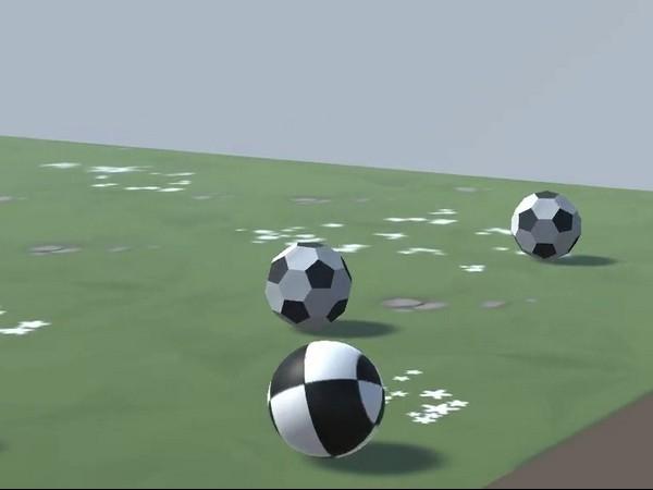 P2 - Footballgame