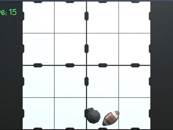 ClickBall game