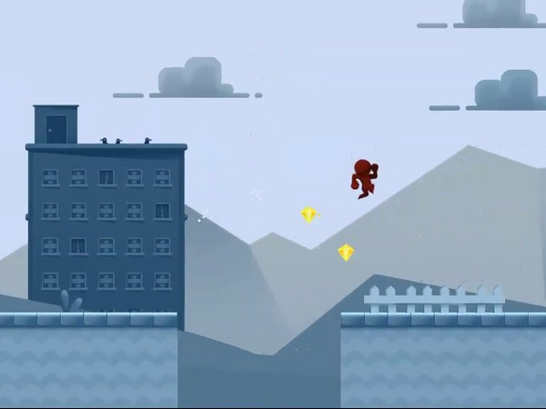 a platformer game that i did one thing on