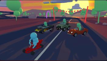 Karting Lush's Game