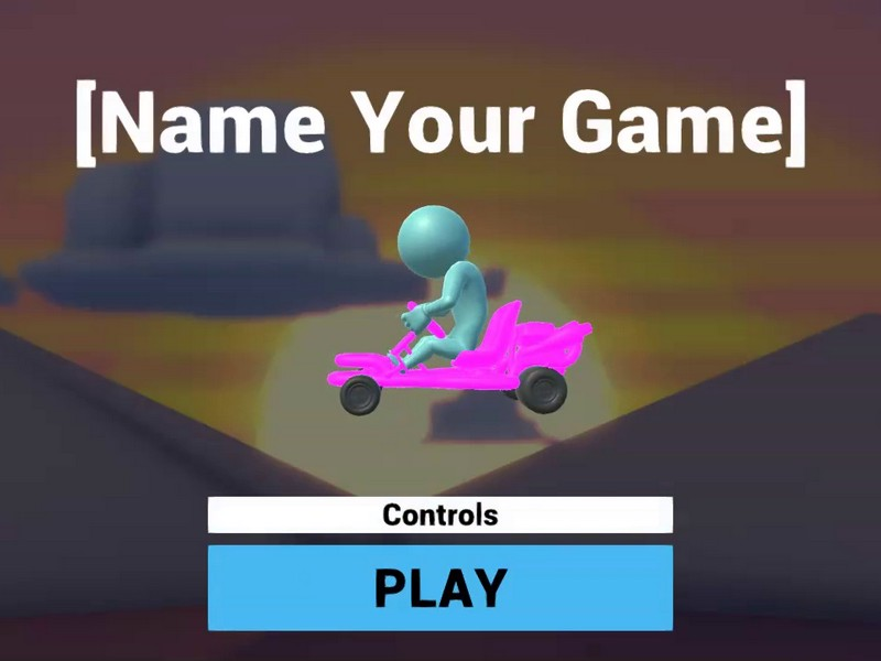 Test Race game