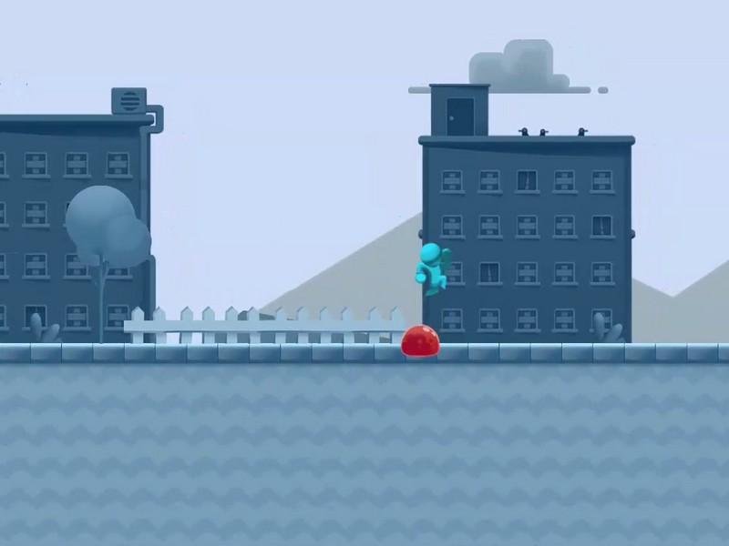 Lush's Platformer Microgame