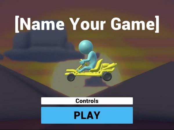 Karting prueba