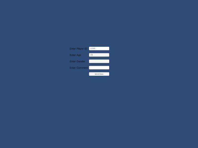 Firebase Web requester