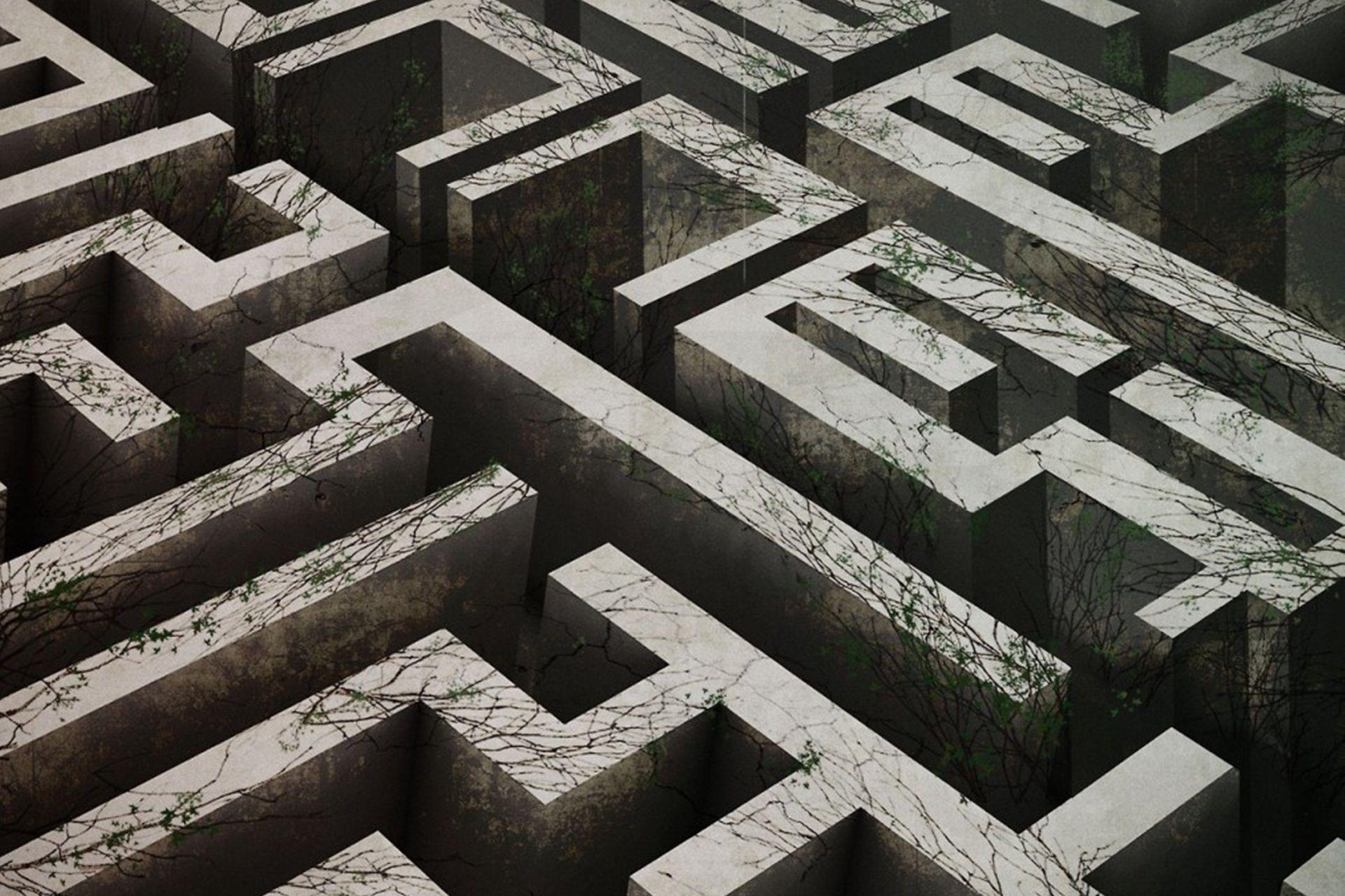 Maze Game v2
