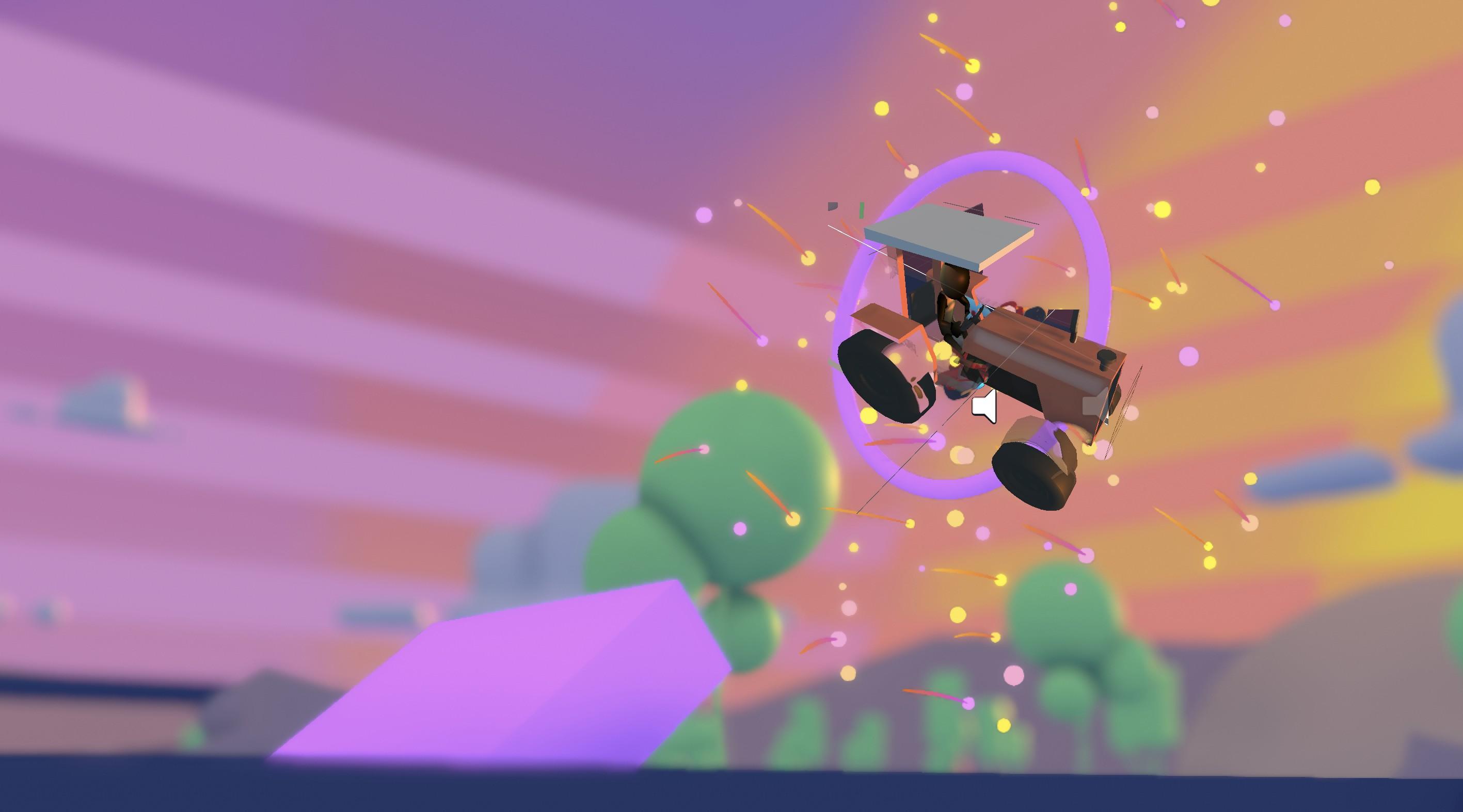 Tractor Drive 3D in Unity 3D WebGL