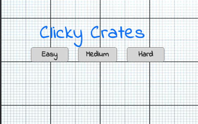 Clicky crate I hope it works- basic