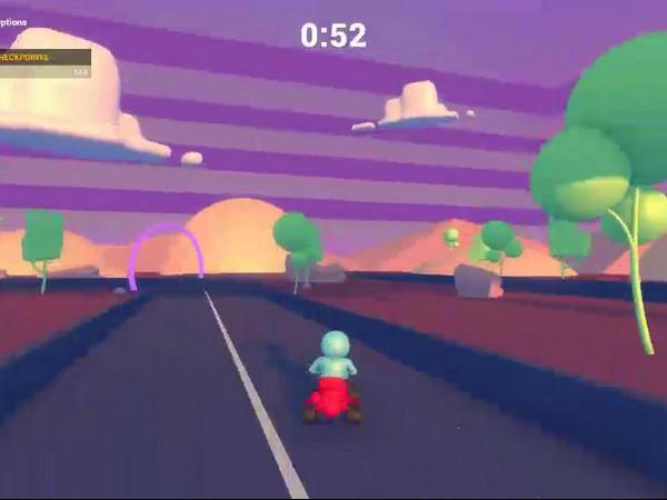 Kart Microgame