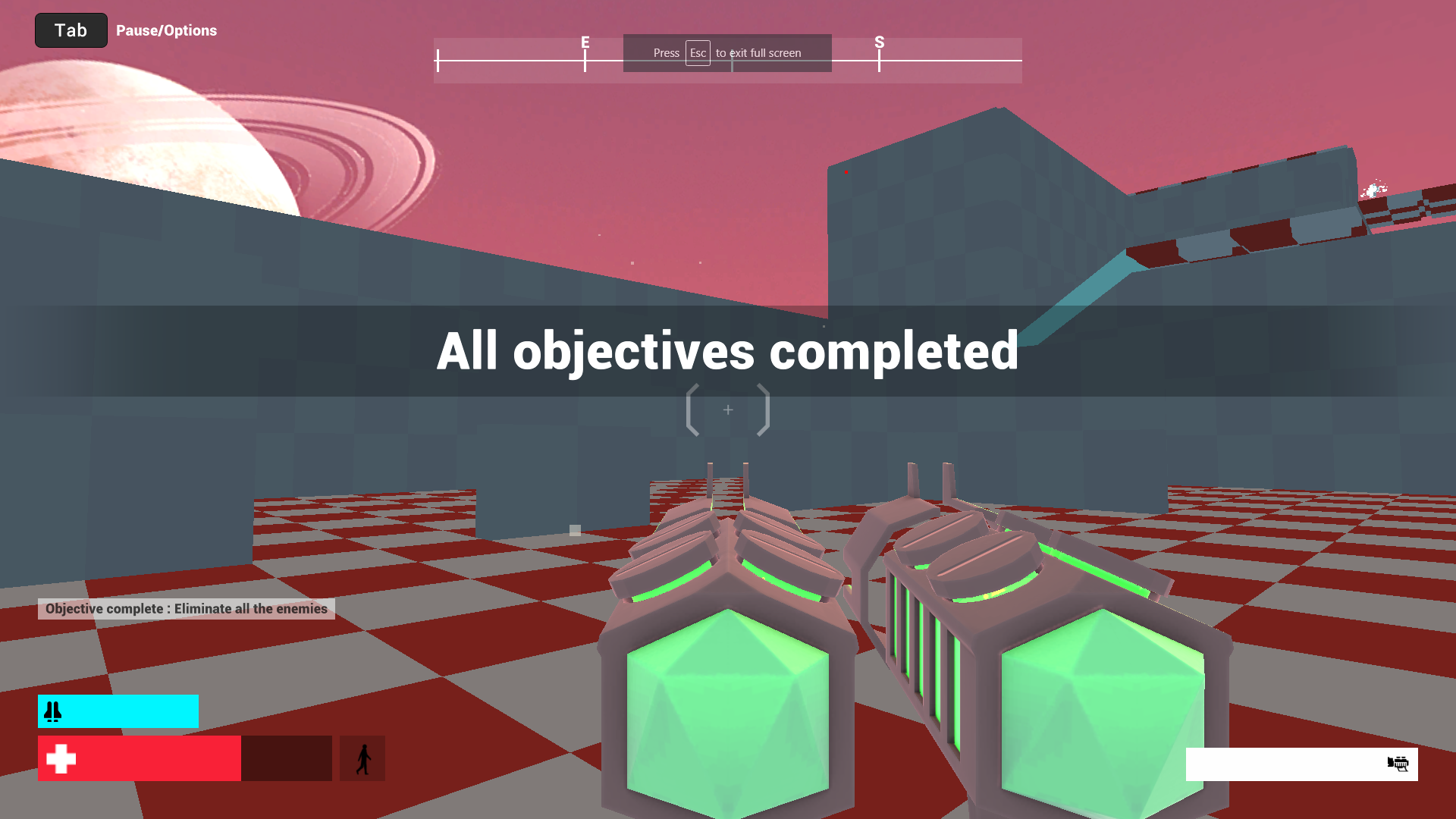 VM2 First Person Shooter (Incomplete)