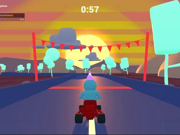 First Korawit Kart Game