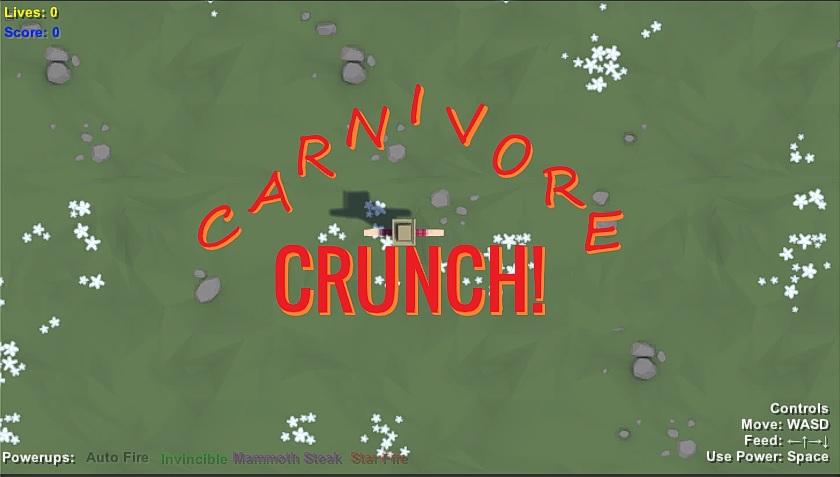 Carnivore Crunch (Prototype 2.1)