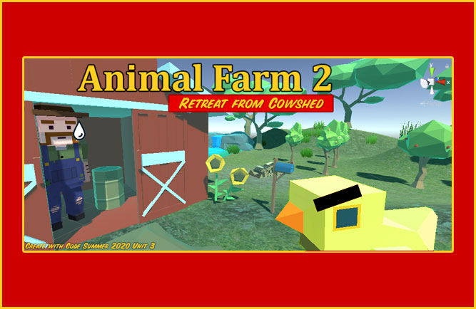 Animal Farm 2: Retreat from Cowshed