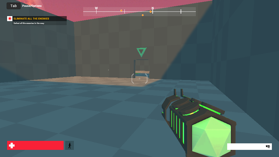 My first FPS