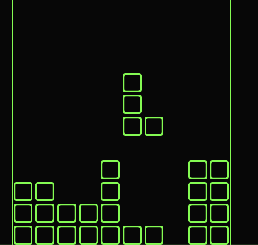 "Tetris Replica (from Noob Tuts' ""Unity 2D Tetris Tutorial"")"