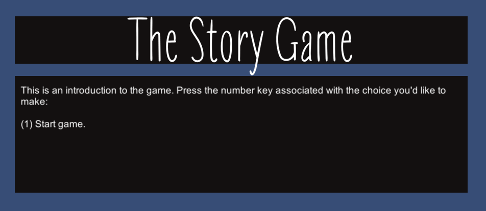 GameDevTV's Text101 Adventure Game