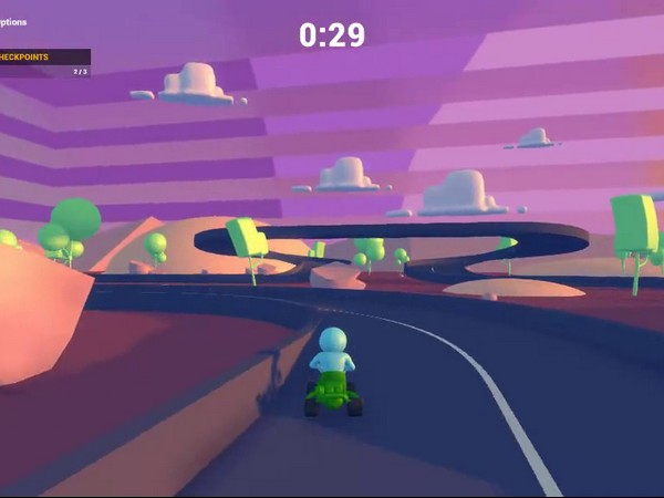 First try: Karting Microgame