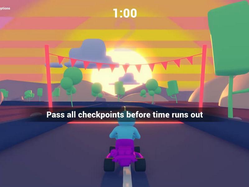 3D Kart