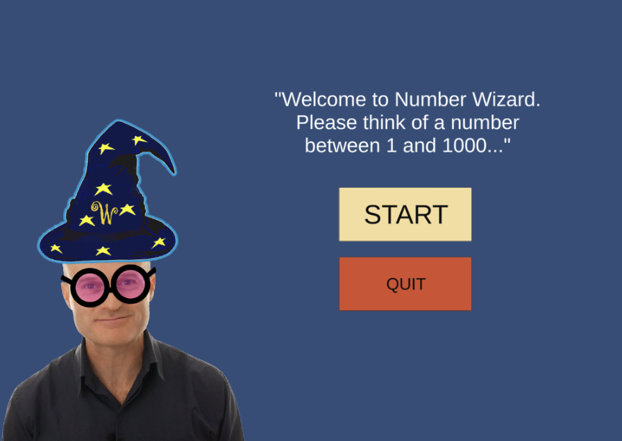 GameDevTV's Number Wizard