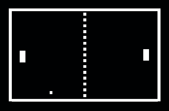 "Pong Replica (from Noob Tuts' ""Unity 2D Pong Game"" tutorial)"