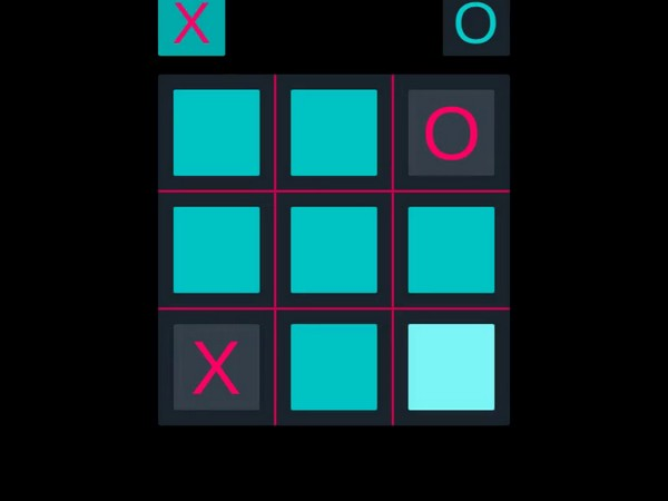 UY Studios Tic Tac Toe (Basic AI version)