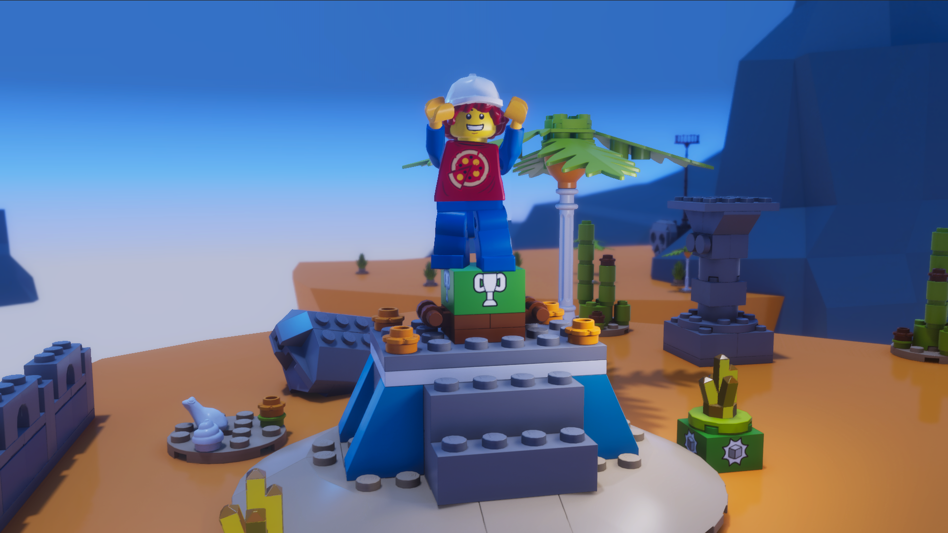 Unity x LEGO® Live Learning Series