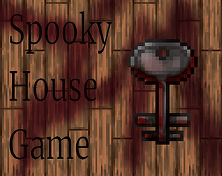 Spooky House Game
