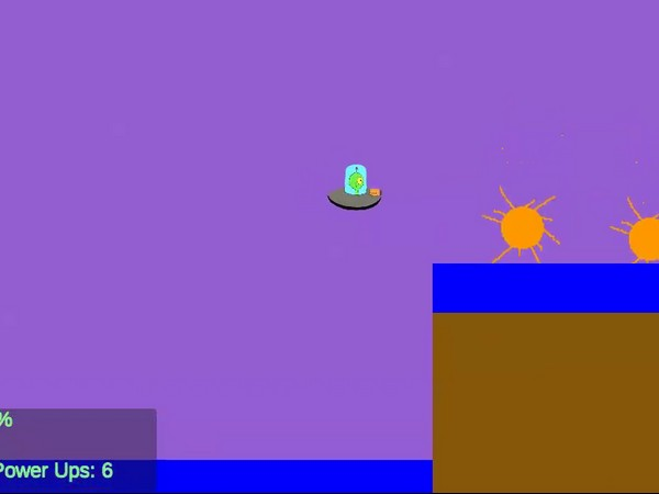 Alien Platformer Game Jam 1