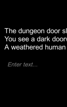 Unity Learn Premium's Text Adventure