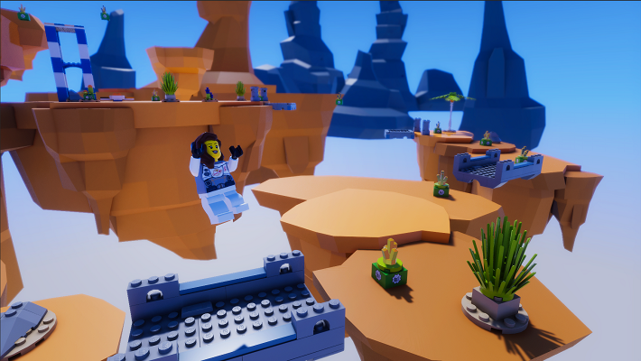 Unity x LEGO® GameJam Showcase