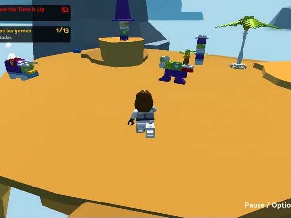 My First Lego MicroGame