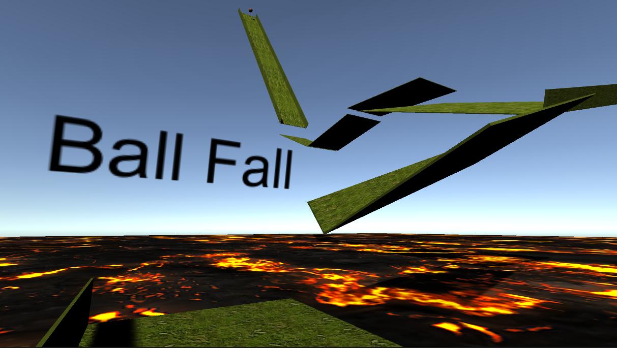 Bouncy Ball Fall