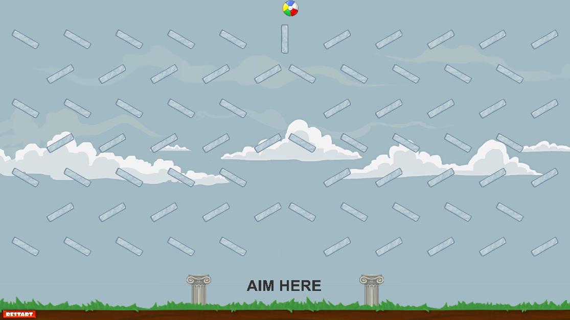 Aim Random Ball!
