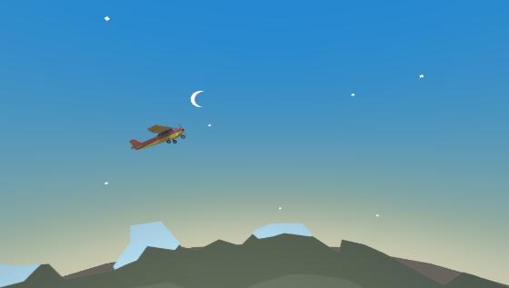 Plane Flying Challenge