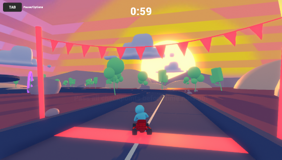 Karting Microgame Build & Publish (for Unity Essentials Pathway)
