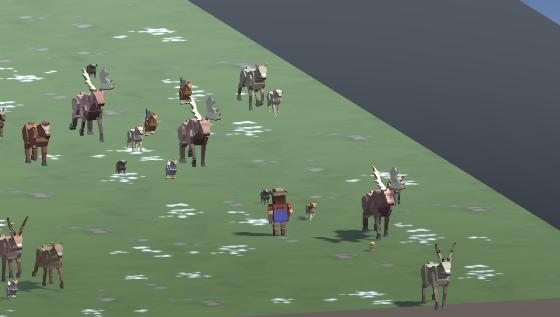 Feed the Animals (prototype 2)