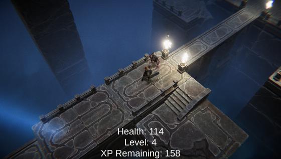 Saving Persistent Player Data