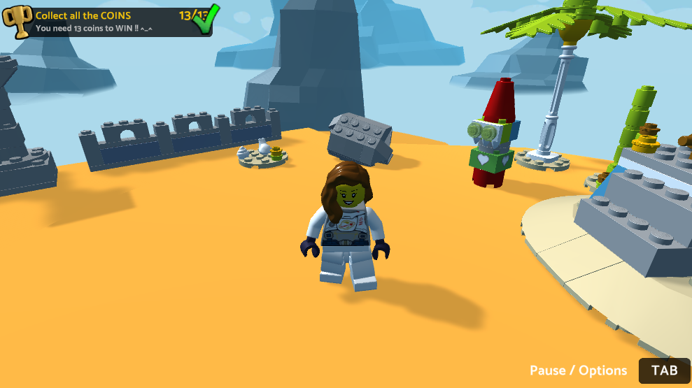 LEGO Microgame (Online game), by Kelvinkit (Clever Games & Toys)