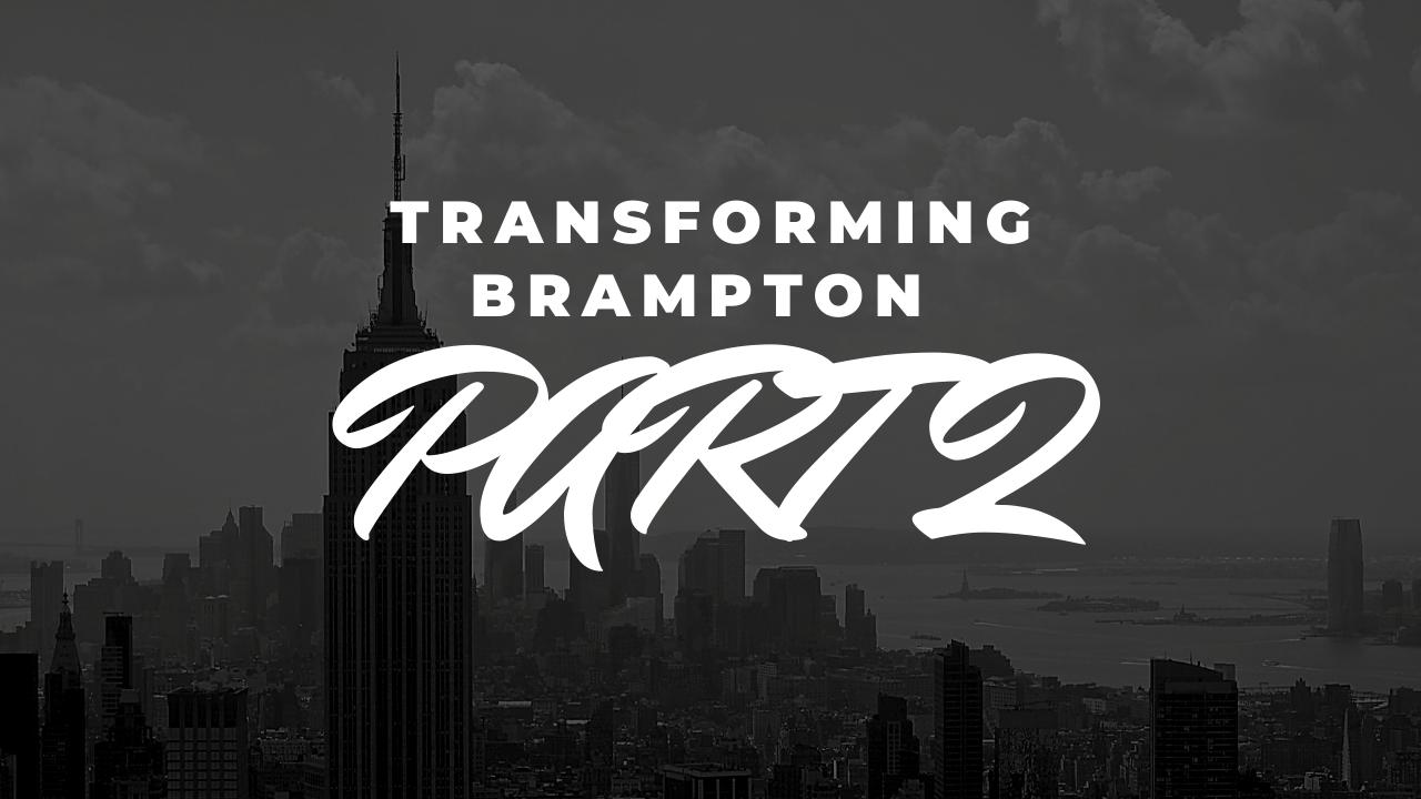 Samarth Zala - Part 2 of Transforming Brampton Assignment