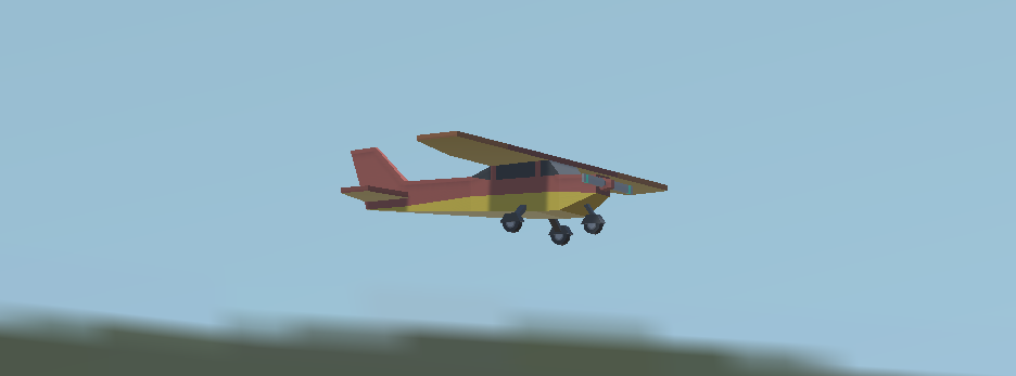 Flying an Airplane Game, by Kelvinkit (Clever Games & Toys)